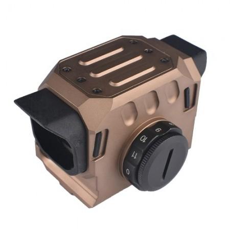 Optique Red Dot Bronze (EXCLU AIRSOFT TACTICS)