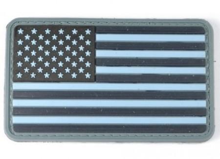 Patch Américain (Bleu)