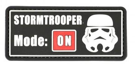 Patch Storm trooper (PVC)