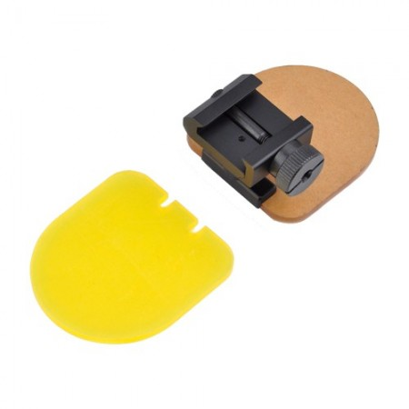 Protection d'optique (jaune ou brune)