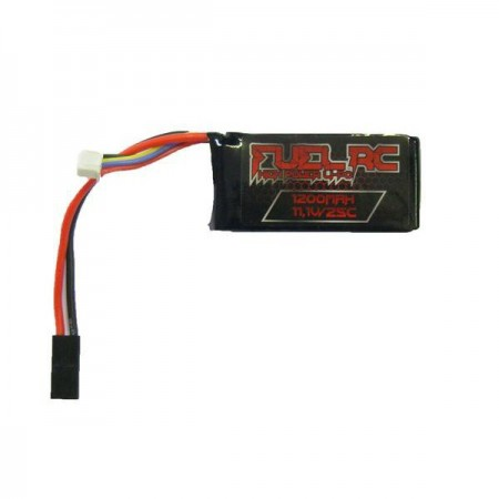 Batterie LIPO 11,1V X 1200MAH 25C