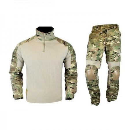 JS WARRIOR Multicam Camouflage