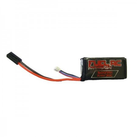 Batterie LIPO 7,4V X 1600MAH 30C