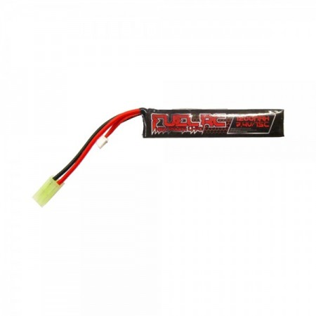 Batterie fuel 7,4v 1200mah/15c