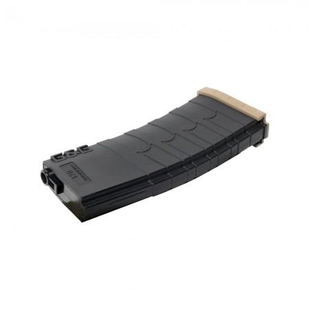 Chargeur mid-cap gr16 120billes black/tan G&G